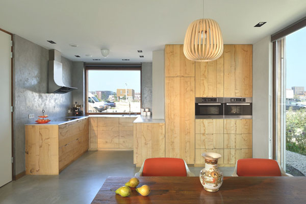 Modern wood kitchen  (10)