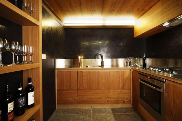 Modern wood kitchen  (6)