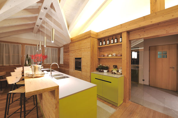 Modern wood kitchen  (7)