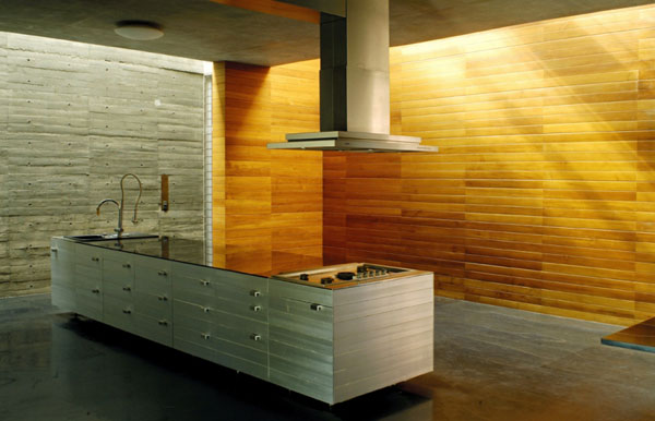 Modern wood kitchen  (8)