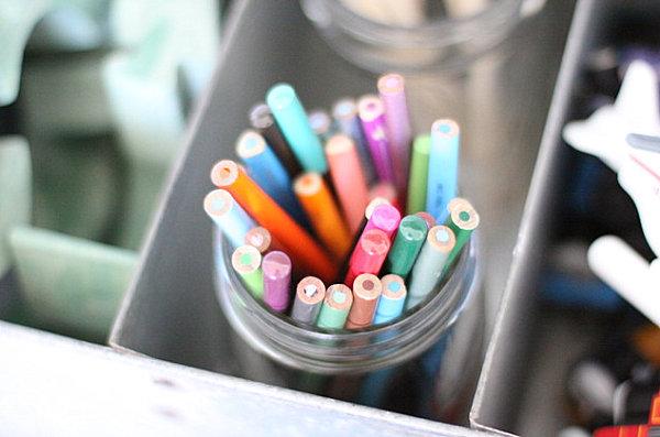 Organization jar