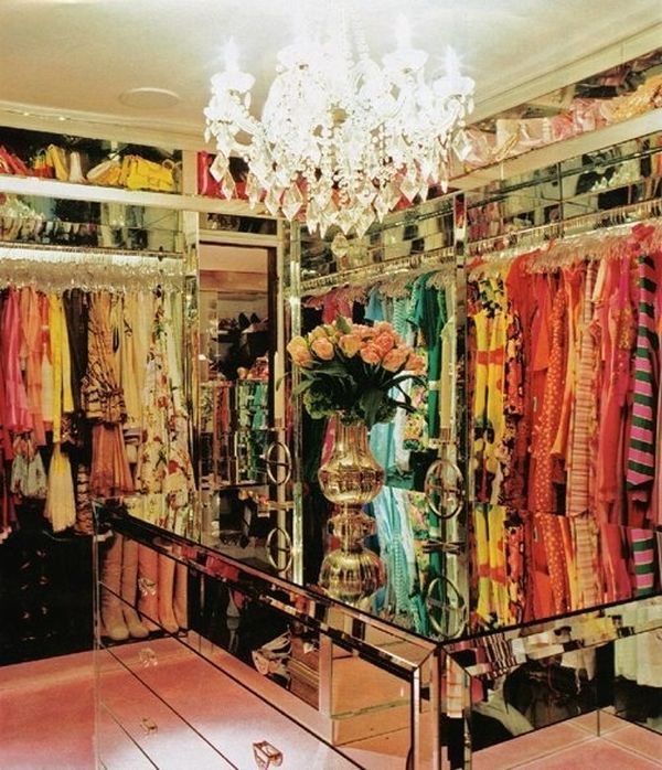 View In Gallery The Famous Paris Hiltons Closet