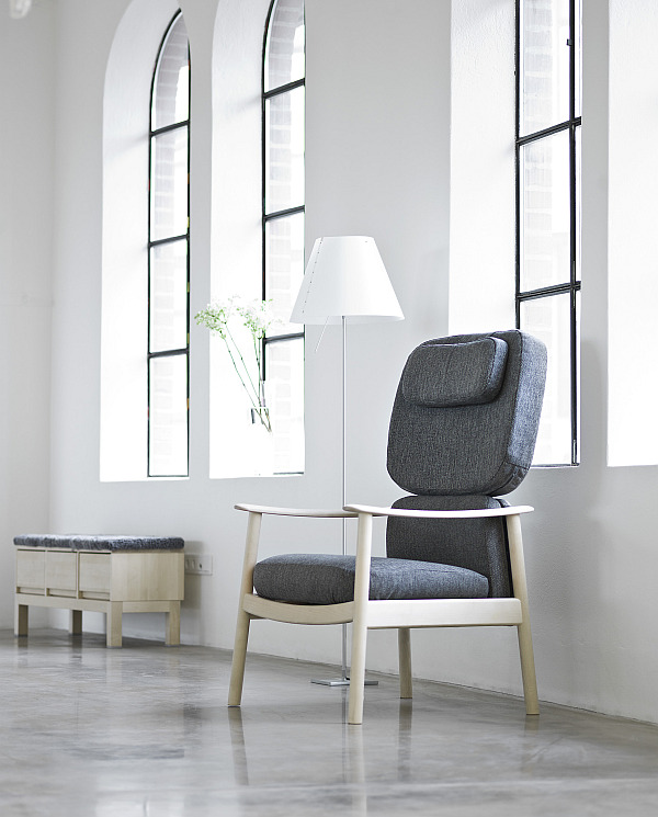 Ponti Adjustable Armchair