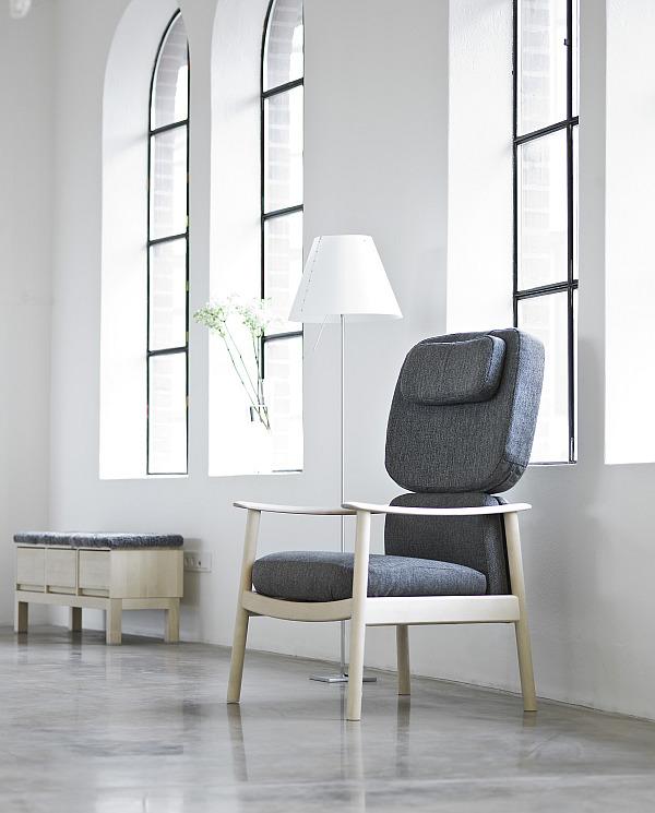 Ponti Adjustable Armchair