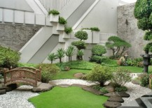 either way an amalgamation of all these factors has shaped japanese culture and lifestyle into a beautifully aesthetic and naturally relaxing form and the - Small Japanese Garden