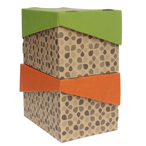 Storage boxes for an organized home