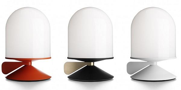 Vinge table lamp - Note Design Studio for ORSJO BELYSNING