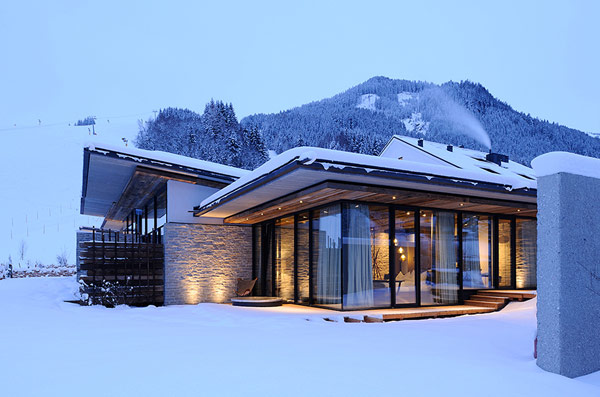 Wiesergut design hotel austria decoist for Design boutique hotels in austria