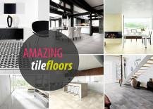 Modern Living Room Tile Flooring tile flooring design ideas for every room of your house