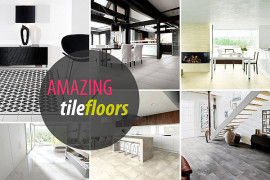 amazing tile floors designs