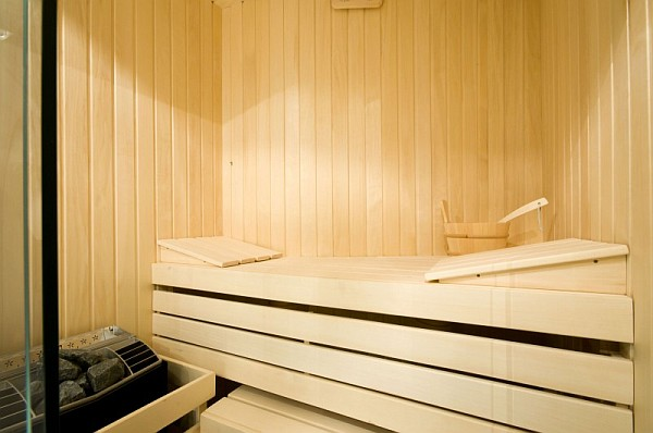 apartment sauna