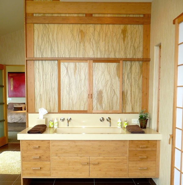 Choosing the ideal bathroom sink for your lifestyle - Asian themed bathroom decor ...