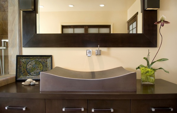 bathroom sink modern Choosing the Ideal Bathroom Sink for your Lifestyle