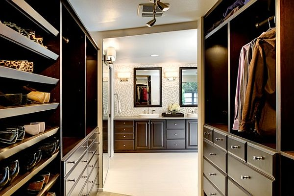 View in gallery Beautiful closet organization for winter