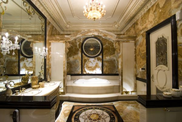 Incredible bathroom designs you 39 ll love - Decore salle de bain 2014 ...