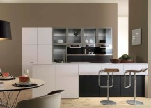 colorful kitchen cabinets neutral