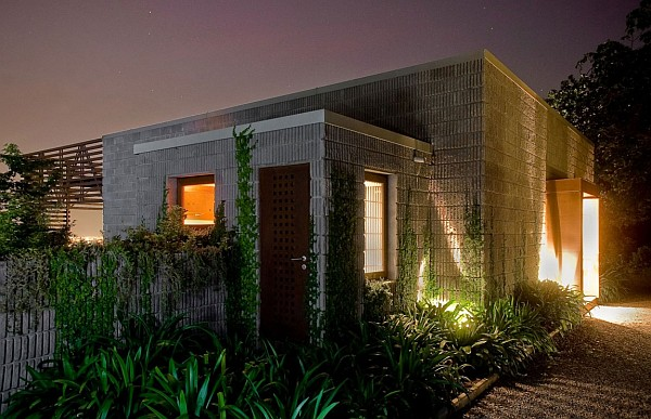 concrete tiles loft