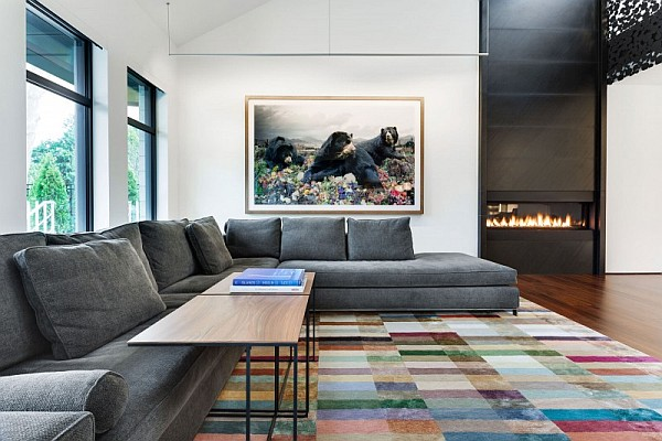 contemporary living room montreal
