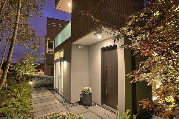 entryway spring design
