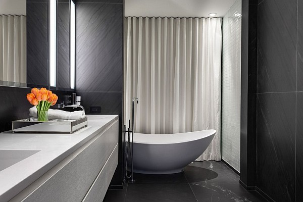 fancy bathroom design montreal decoist