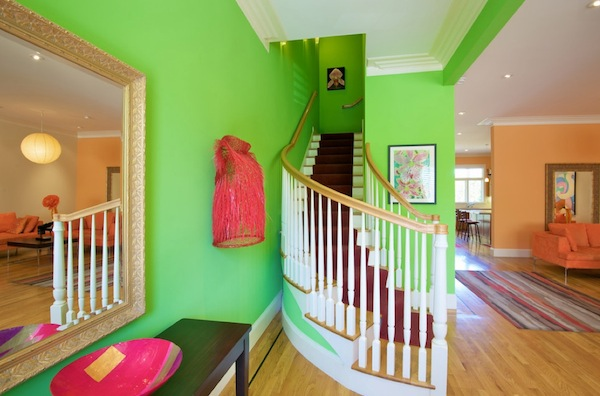 foyer bold spring color
