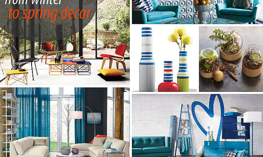 From Winter Decor to Spring Decor: The Best Transitional Pieces for Your Home