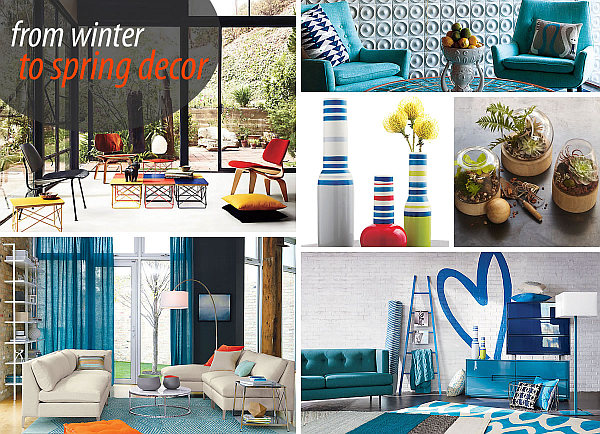 from winter to spring furniture