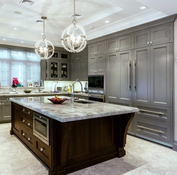 inspiring kitchen cabinetry details to add to your home On different kitchen colors