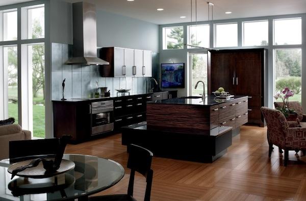 kitchen windows transom