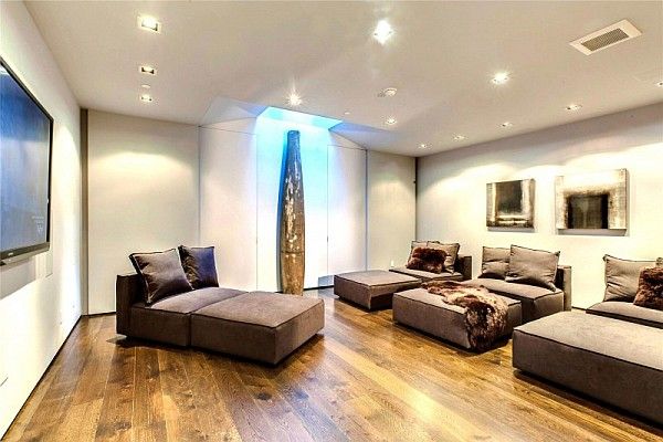 luxury NYC home - chill out room