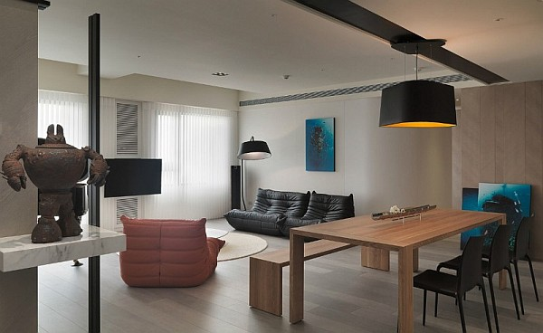 View In Gallery Modern Asian Interior Design
