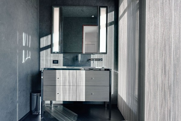 modern bathroom - montreal