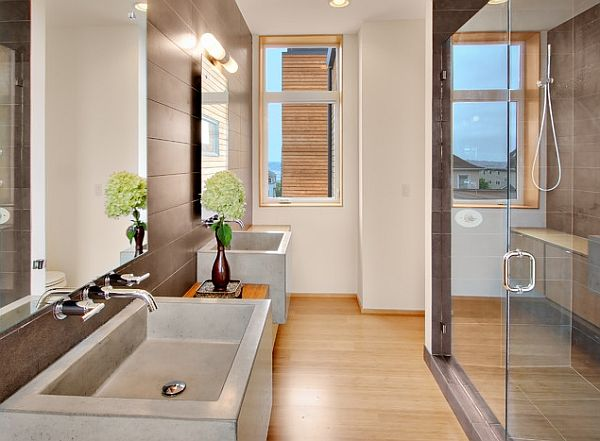 Choosing the ideal bathroom sink for your lifestyle - Pictures of modern bathrooms ...