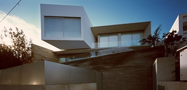 modern psychiko house in Greece 1