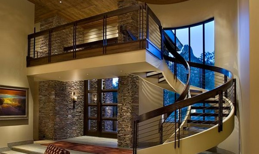 Choosing the Perfect Stair Railing Design Style