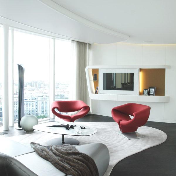 penthouse design russia