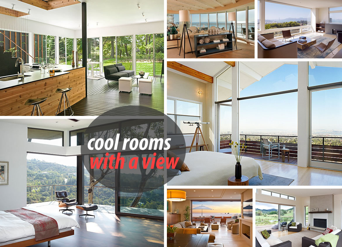 rooms with a view 20 Unforgettable Rooms With a View