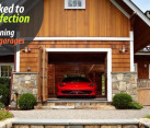 stunning car garages designs
