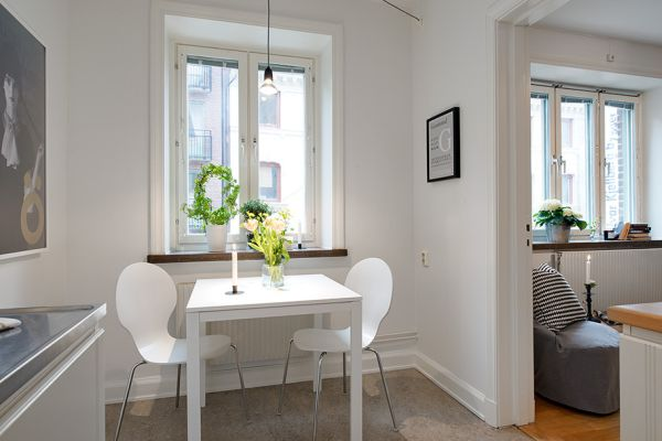 swedish design apartment