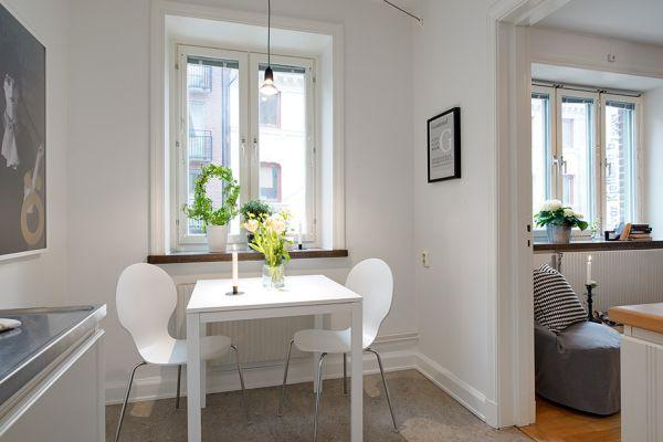 swedish design apartment