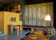 Eclectic Loft Lo Curro Workshop-Studio Becomes One With Its Surroundings