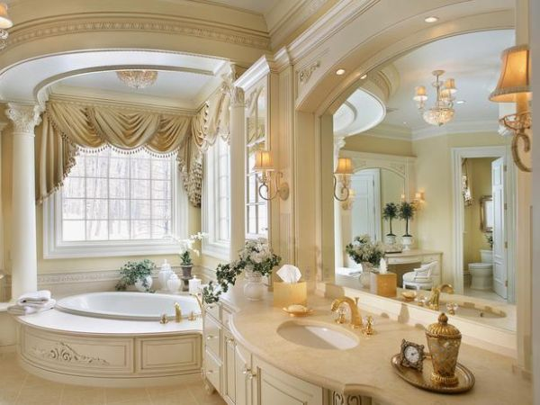Incredible bathroom designs you 39 ll love for Bathroom ideas elegant