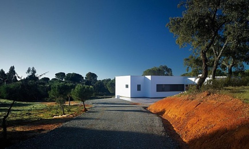 Pristine Winter Home in Spain Offers Immaculate Style and Cozy Climate Control