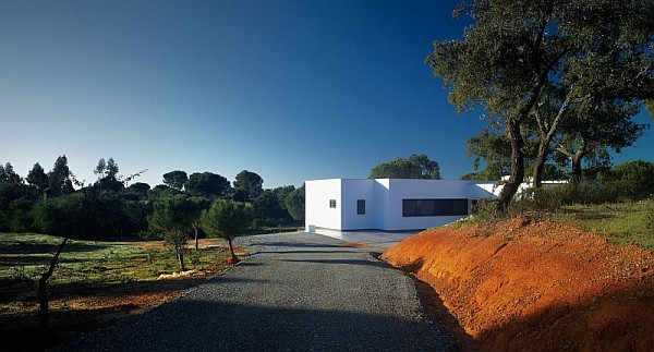winter home design Pristine Winter Home in Spain Offers Immaculate Style and Cozy Climate Control