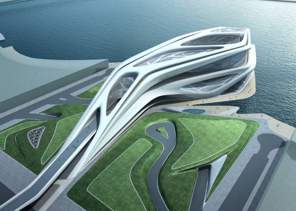 Abu Dhabi Performing Arts Centre 1