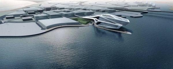 Abu Dhabi Performing Arts Centre 2
