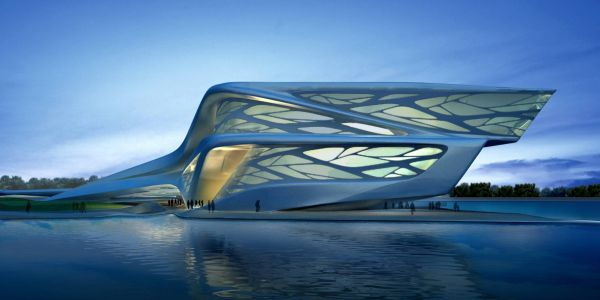 Modern Architecture Zaha Hadid 15 most futuristic architecture projects of zaha hadid
