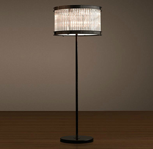 20 art deco furniture finds for Art deco style lamp