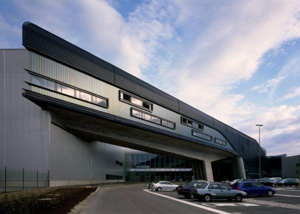 BMW Central Building 1