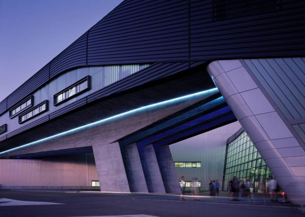 BMW Central Building 2